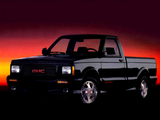 GMC Syclone 1991–92 wallpapers