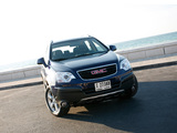 Pictures of GMC Terrain 2008–10