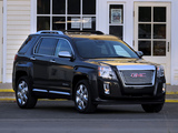 Pictures of GMC Terrain Denali 2012