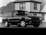 GMC Typhoon 1992–93 pictures