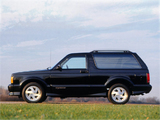 Pictures of GMC Typhoon 1992–93