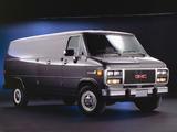 Pictures of GMC Vandura 1992–96
