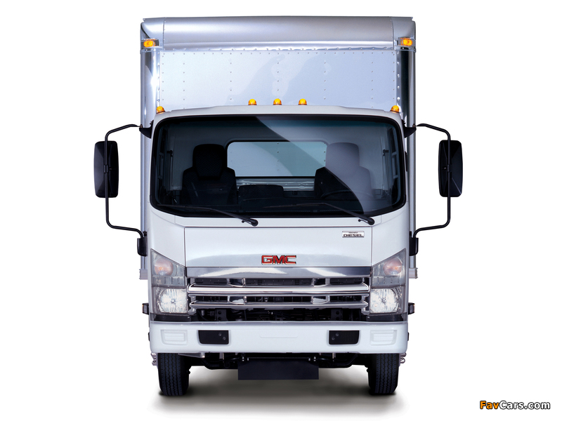 Images of GMC W4500 2007 (800 x 600)