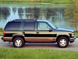 GMC Yukon 1992–99 photos