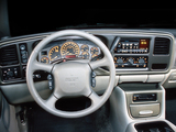 GMC Yukon Show Truck 2000 pictures