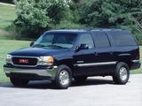 GMC Yukon XL 2000–06 pictures