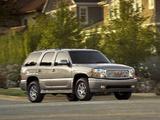 GMC Yukon Denali 2001–06 images