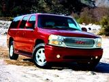 GMC Yukon XL Denali 2001–06 images