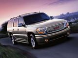 GMC Yukon XL Denali 2001–06 photos