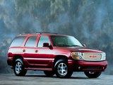 GMC Yukon Denali 2001–06 pictures