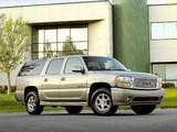 GMC Yukon XL Denali 2001–06 pictures