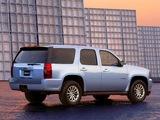 GMC Yukon Hybrid 2008–14 images