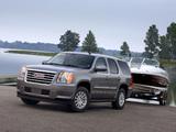 GMC Yukon Hybrid 2008–14 pictures