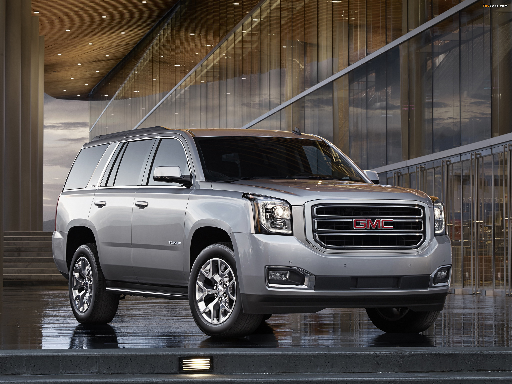 GMC Yukon 2014 wallpapers (2048 x 1536)