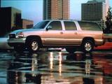 Images of GMC Yukon XL 2000–06