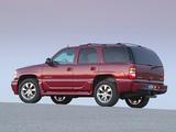 Photos of GMC Yukon Denali 2001–06