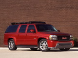 Pictures of GMC Yukon 4Sight Concept 2001