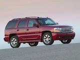 Pictures of GMC Yukon Denali 2001–06