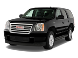 Pictures of GMC Yukon Hybrid 2008–14