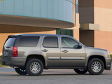 GMC Yukon Hybrid 2008–14 wallpapers