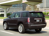 GMC Yukon Denali 2014 wallpapers