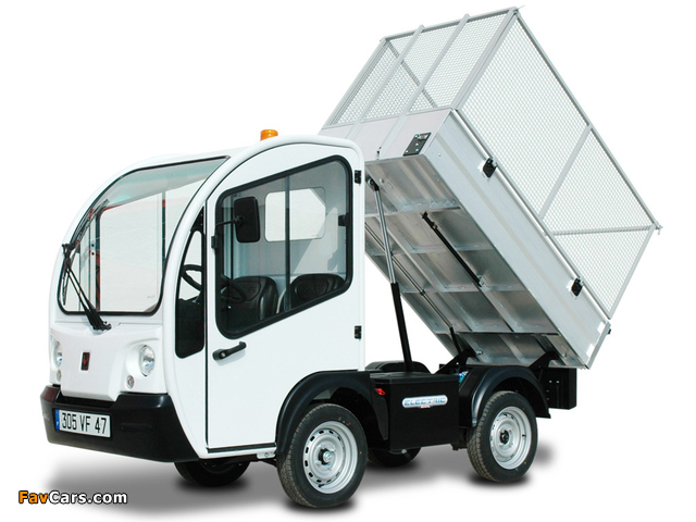 Goupil G3 Tipper 2010 photos (640 x 480)