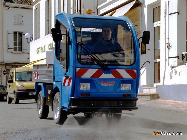 Images of Goupil G3 Pickup 2010 (640 x 480)