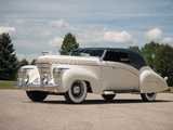 Graham-Paige Model 97 Supercharged Cabriolet by Saoutchik (#141747) 1938 images