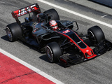 Haas VF-17 2017 pictures