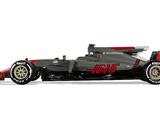 Photos of Haas VF-17 2017