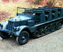 Pictures of Hanomag Hkl6p (Sd.Kfz-11) 1939–44