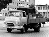 Pictures of Hanomag Markant Pritschenwagen 1960–67