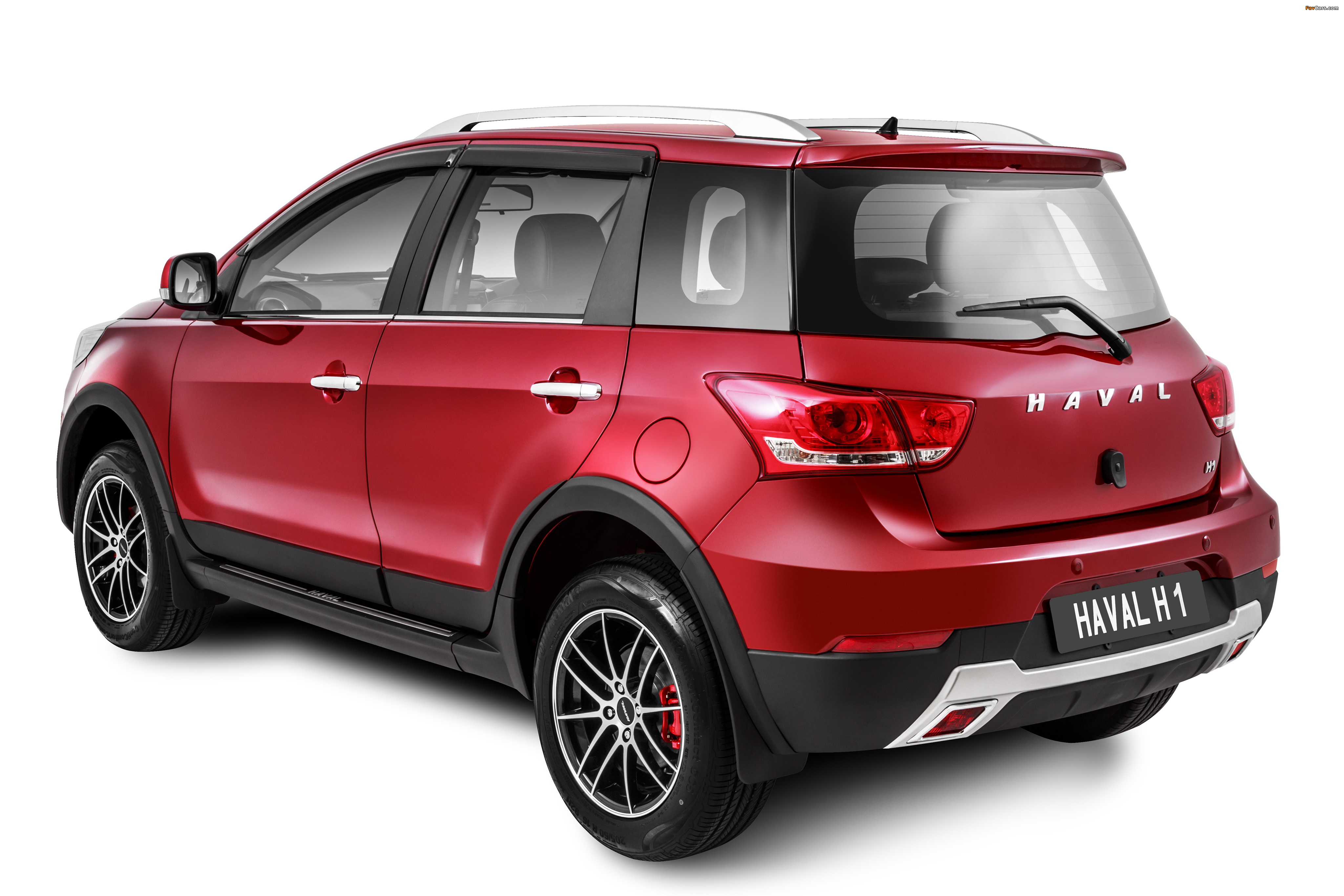 Haval H1 2017 wallpapers (4096 x 2731)