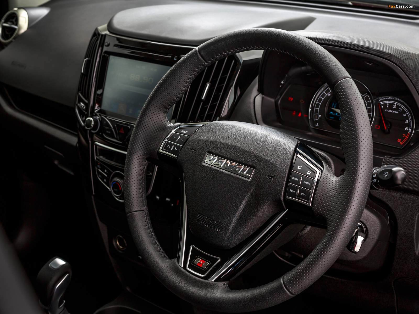 Haval H1 2017 Wallpapers 1600x1200
