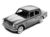 Images of Hillman Minx Sedan 1960–