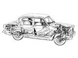 Photos of Hillman Minx Sedan 1960–