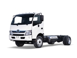 Hino 155 Hybrid Chassis 2011 wallpapers