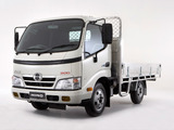 Pictures of Hino 300-414 2007–11