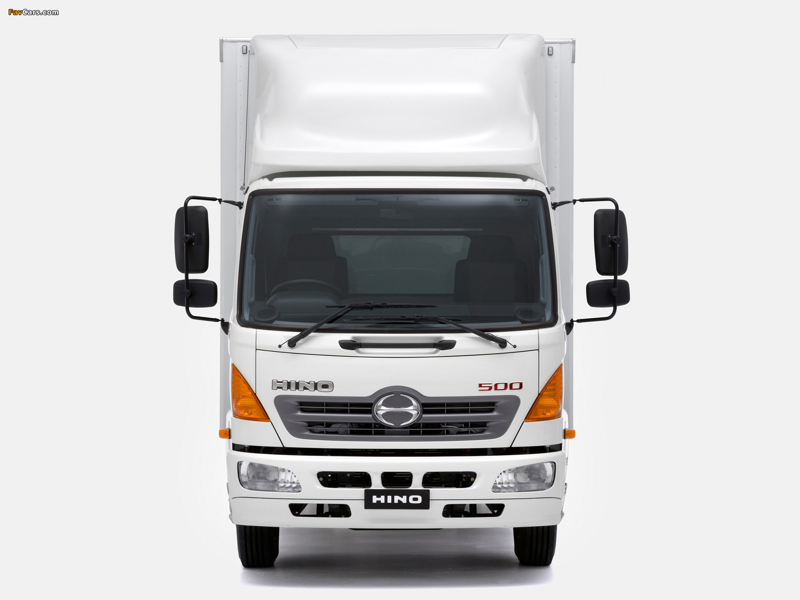 Hino 500 FD 1024 2008 wallpapers (1600 x 1200)