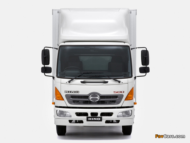 Hino 500 FD 1024 2008 wallpapers (640 x 480)