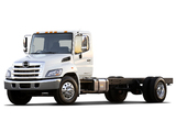 Pictures of Hino 268A 2007