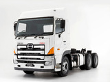 Hino 700 SS 2848 2003 images