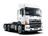 GAC Hino 700 Tractor 2009 pictures