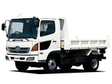 Hino Ranger Tipper 2001 images