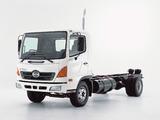 Hino Ranger 2001 photos