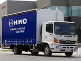 Hino Ranger Pro 6 Load Ace 2007 pictures