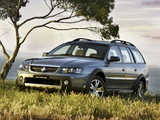 Holden VZ Adventra LX6 2005–07 images