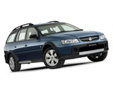 Holden VZ Adventra SX6 2005–07 images