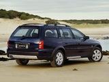 Holden VZ Adventra CX8 2005–07 photos