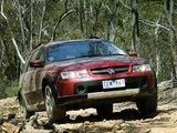 Holden Adventra CX6 (VZ) 2005–07 wallpapers